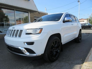 2014 Jeep Grand Cherokee Summit