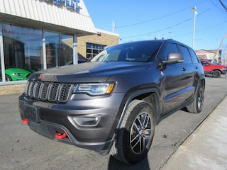 2018 Jeep Grand Cherokee Trailhawk GR.Luxe