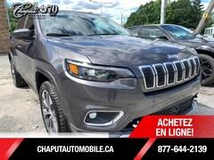 2020 Jeep Cherokee Overland VUS