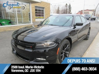 2018 Dodge Charger SXT Plus Blacktop Berline