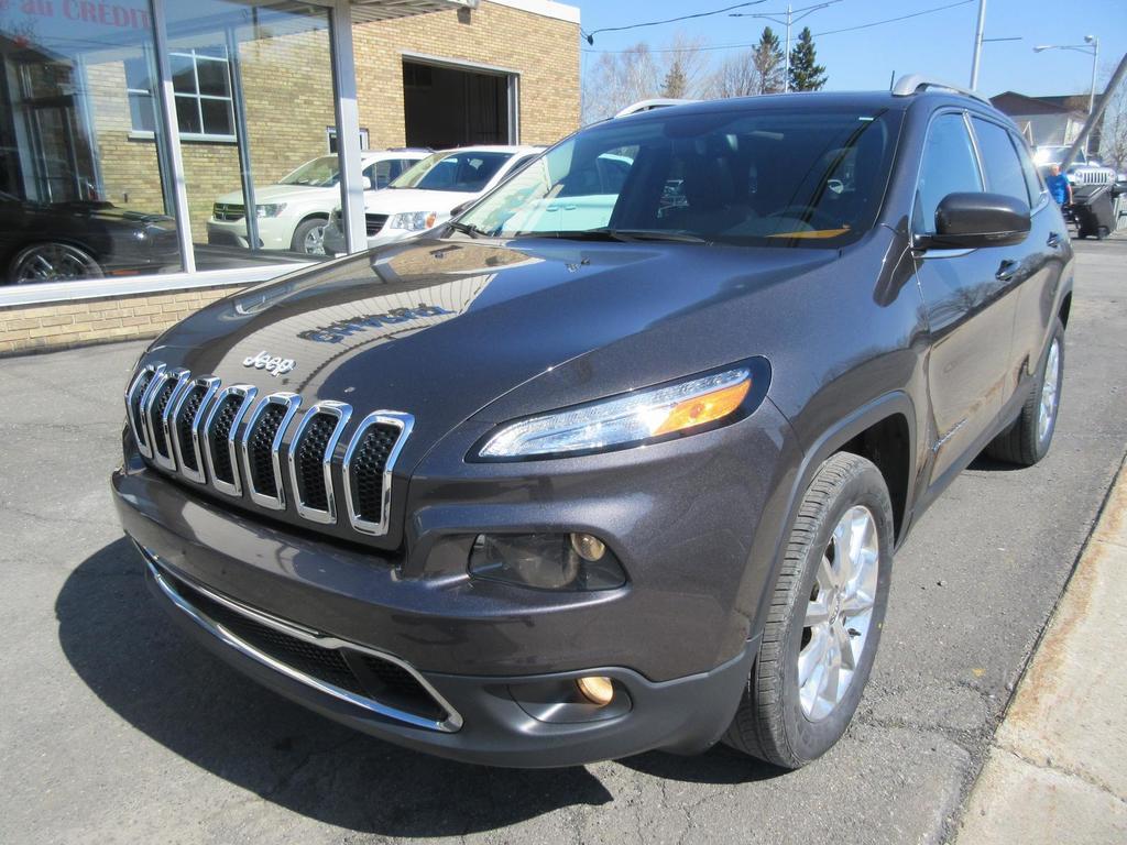 2016 Jeep Cherokee Limited *Pano.+NAV.* VUS