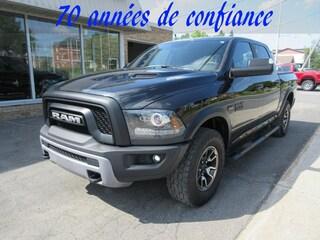 2016 Ram 1500 Rebel GAR. ProlongÉE Camion