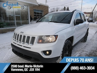 2014 Jeep Compass High Altitude *Cuir*