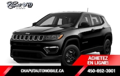 2022 Jeep Compass Sport Front-Wheel Drive