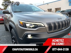 2021 Jeep Cherokee Trailhawk 4x4