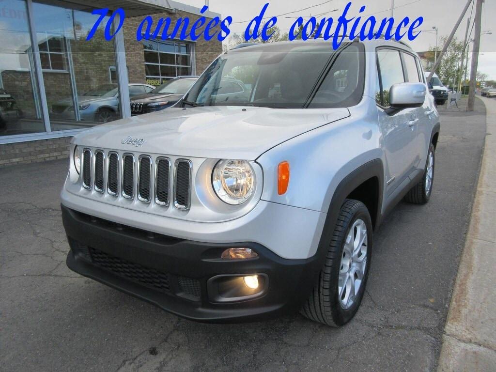 2018 Jeep Renegade Limited VUS
