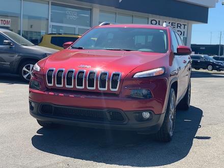 2017 Jeep Cherokee North VUS