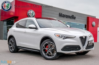 New 2019 Alfa Romeo Stelvio Ti SUV ZASPAKBN1K7C67620 for sale in Vaughan