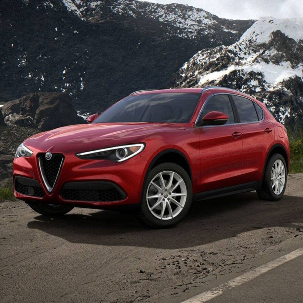 Oakville Alfa Romeo Stelvio Current Offers