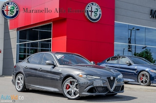 Used 2018 Alfa Romeo Giulia Quadrifoglio PRICE REDUCED Sedan for sale in Vaughan