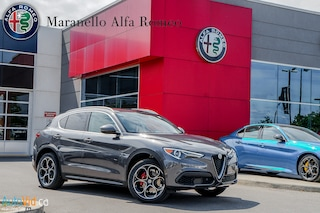 New 2019 Alfa Romeo Stelvio TI AWD SUV ZASPAKBN5K7C60931 for sale in Vaughan