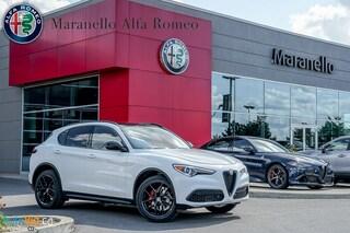 2019 Alfa Romeo Stelvio TI AWD SUV