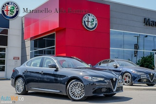 New 2019 Alfa Romeo Giulia TI AWD Sedan ZARFANBN1K7614830 for sale in Vaughan