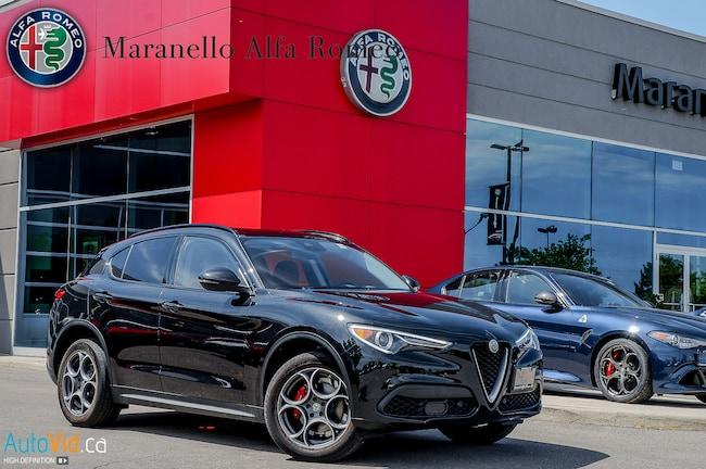 2019 Alfa Romeo Stelvio AWD SUV