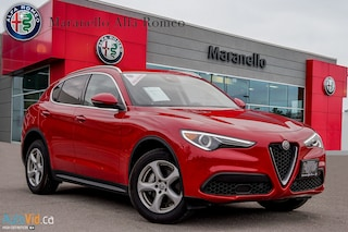 Used 2018 Alfa Romeo Stelvio AWD SUV for sale in Vaughan