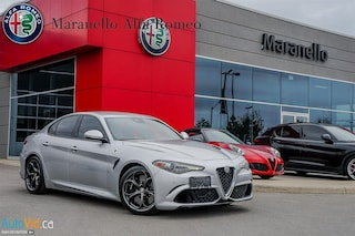 Used 2017 Alfa Romeo Giulia Quadrifoglio PRICE REDUCED Sedan for sale in Vaughan