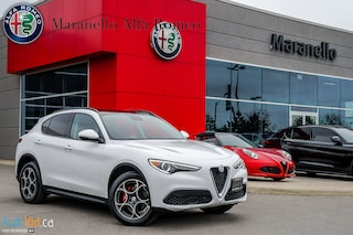 New 2019 Alfa Romeo Stelvio AWD SUV ZASPAKAN2K7C67661 for sale in Vaughan