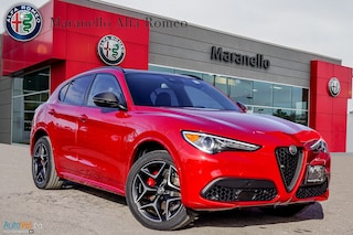 New 2020 Alfa Romeo Stelvio TI AWD SUV ZASPAKBN1L7C77033 for sale in Vaughan