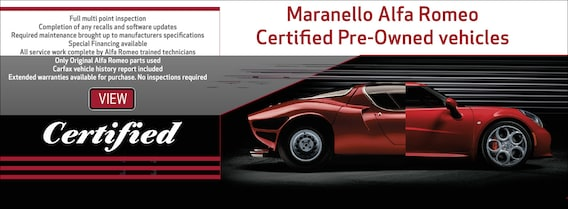 Maranello Alfa Romeo | Alfa Romeo Dealer in Vaughan, ON