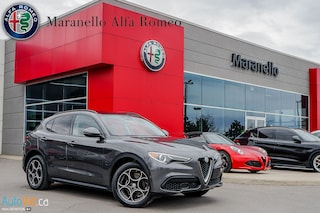 New 2019 Alfa Romeo Stelvio Sport SUV ZASPAKAN9K7C56415 for sale in Vaughan
