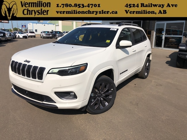 2019 Jeep New Cherokee High Altitude SUV