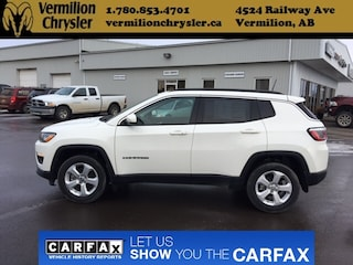 2018 Jeep Compass North 4x4, Heated Seats/Steering, Power Seat SUV