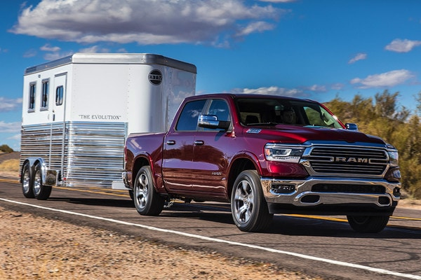 2021 Ram 1500 Towing Power