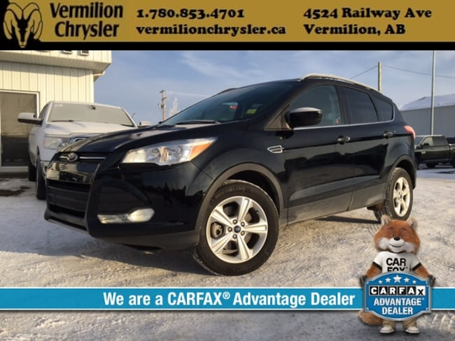 2016 Ford Escape SE, 4WD, Only 26,000KM, Heated Seats, SUV