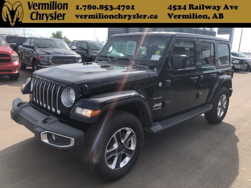 2018 Jeep Wrangler Unlimited Sahara | Turbo | NAV | 8.4 SUV