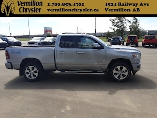 New 2020 Ram 1500 Big Horn North Edition Truck Quad Cab for sale in Vermilion AB