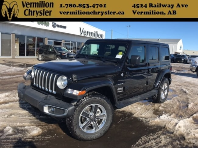2018 Jeep Wrangler Unlimited Sahara | Turbo | NAV | 8.4 SUV