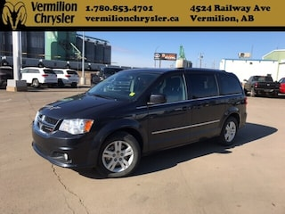 2014 Dodge Grand Caravan Crew, Heated Seats, Heated Steerinrg Wheel, Nav, R Minivan
