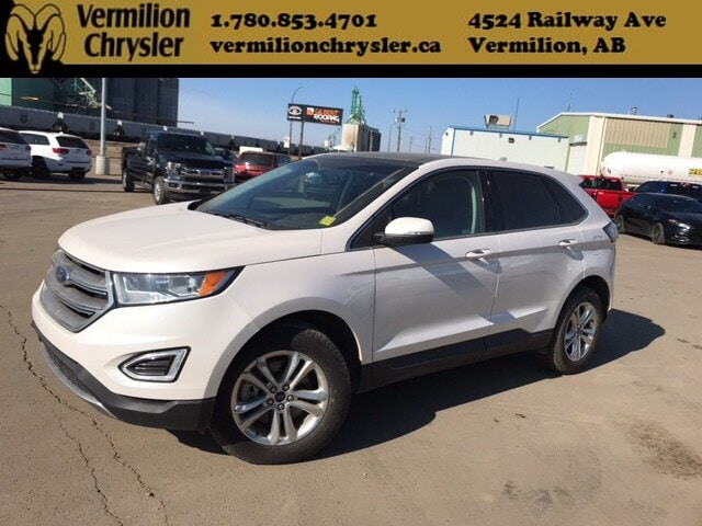 2016 Ford Edge SEL Leather, Pano Sunroof, NAV SUV