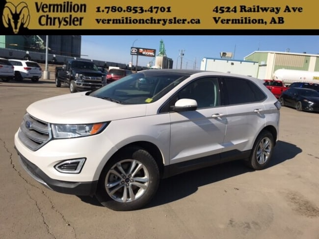 2016 Ford Edge Sel Leather Pano Sunroof Nav Suv