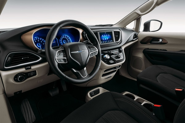 2021 Chrysler Pacifica Interior Features