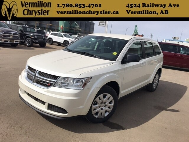2017 Dodge Journey CVP, 2.4L, 5 Passenger SUV