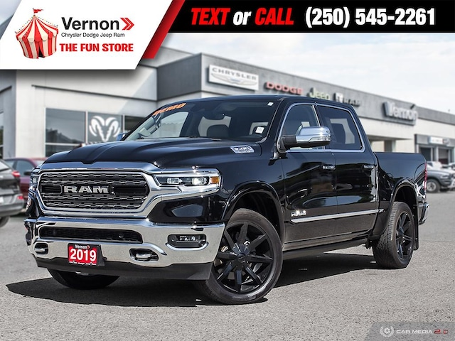 The Okanagan's Largest Pre-Owned Inventory | Vernon Dodge Jeep