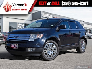 2009 Ford Edge Limited NOACCIDENT-CLEAN-WELLMAINTAINED-BCVEHICLE SUV