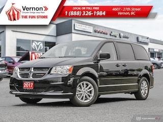 2017 Dodge Grand Caravan SXT PLUS BackUpCam|DVD|Touch|SatRadio|BT Van