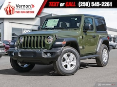 2021 Jeep Wrangler Sport S 4X4 HEATSEAT/WHEEL-BACKUPCAM-APPLEANDROID 4x4