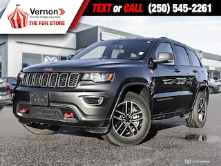 2019 Jeep Grand Cherokee TRAILHAWK 4X4 1Owner*NoAccident*LowKms SUV