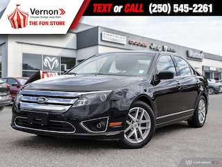 2011 Ford Fusion Sel 1OWNER-WELLMAINTAINED-RELIABLE-MOONROOF Sedan