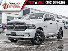 2019 Ram 1500 Classic Express Night 4X4 HEATSEAT/WHEEL-BACKUPCAM Truck Crew Cab