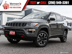 2019 Jeep Compass TRAILHAWK 4X4|HeatSeat/Wheel|BackUpCam|AppleAndroi SUV