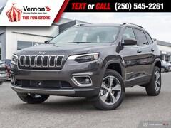 2019 Jeep New Cherokee  LIMITED 4X4 HeatLeatherSeat/Wheel Panoroof AppleA SUV