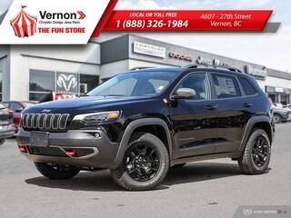 2019 Jeep New Cherokee TRAILHAWK L PLUS 4X4|HeatLeatherSeat/Wheel|BackUpC SUV