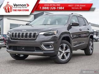 2019 Jeep New Cherokee  LIMITED 4X4|HeatLeatherSeat/Wheel|Panoroof|AppleA SUV