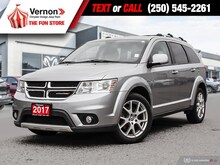2017 Dodge Journey GT ALLWHEELDRIVE-NOACCIDENT-HEATLEATHER-BACKUPCAM SUV