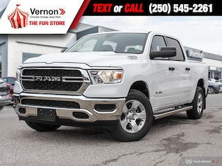 2020 Ram 1500 Tradesman 4X4 BACKUPCAM-TOUCH-BLUETOOTH-SATRADIO Truck Crew Cab