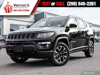 2020 Jeep Compass Upland 4X4 HEATSEAT/WHEEL-TECHGROUP-BACKUPCAM SUV